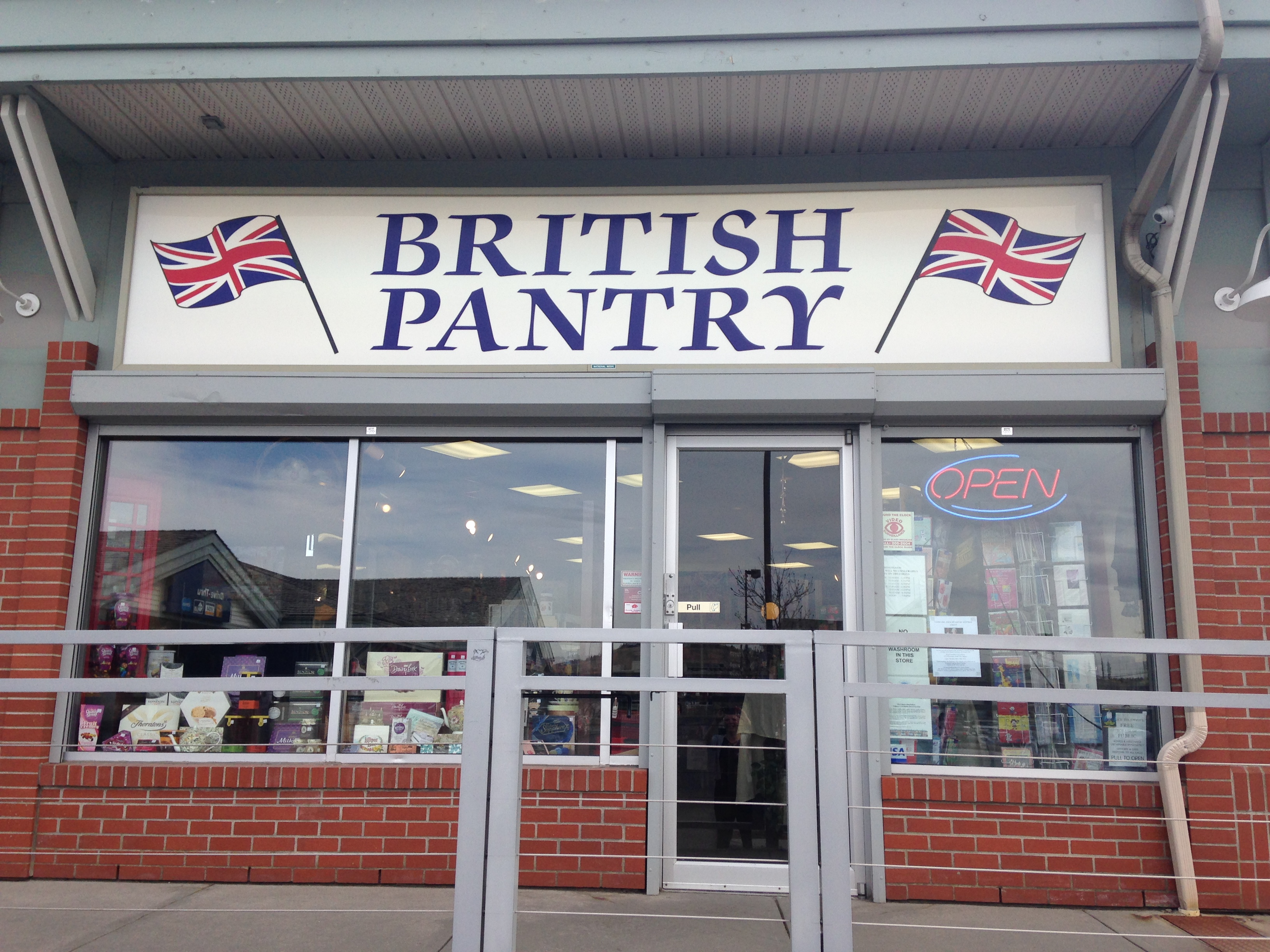 British Pantry Imported Foods Amp Gifts From Britain