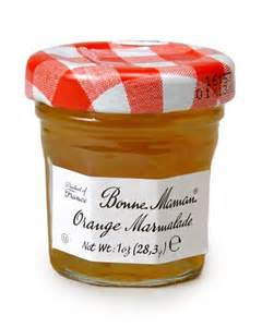 Bonne Maman Orange Marmalade Mini British Pantry
