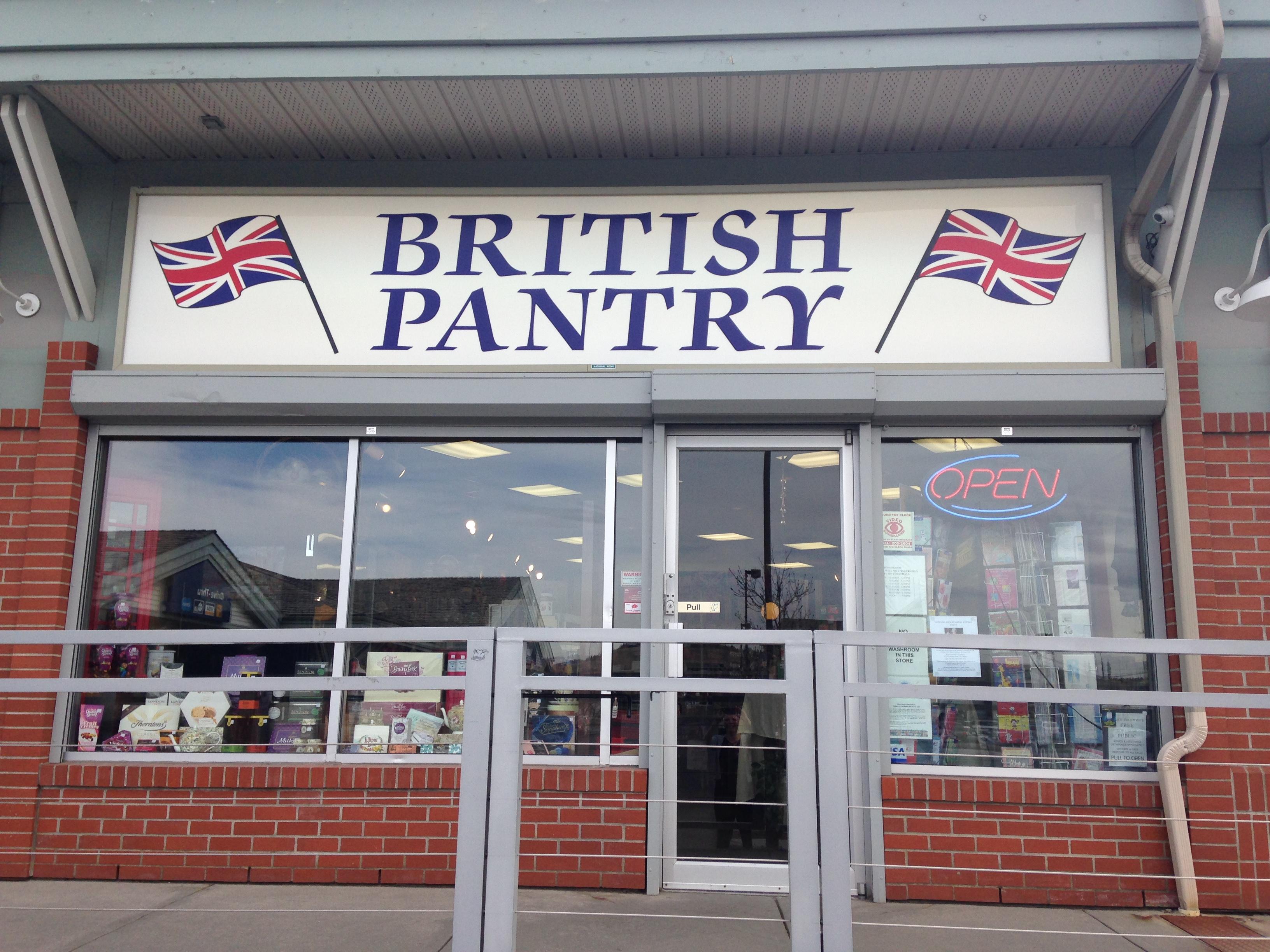 Home British Pantry