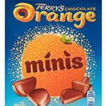 TERRYS ORANGE MINI BAG