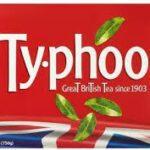 TYPHOO 240 TEABAGS