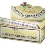 BUCHANANS CLOTTED CREAM FUDGE BOX