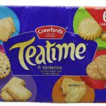 CRAWFORDS TEATIME BISCUITS