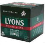 LYONS ORIGINAL BLEND 40 TEA BAGS