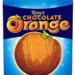 TERRYS CHOCOLATE ORANGE MILK