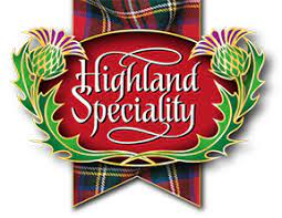 HIGHLAND SPECIALITY LOGO